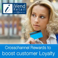 Cross channel Rewards to boost customer loyalty