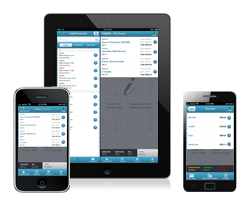 iVend Retail for IOS iPhone iPad and Android Tabs