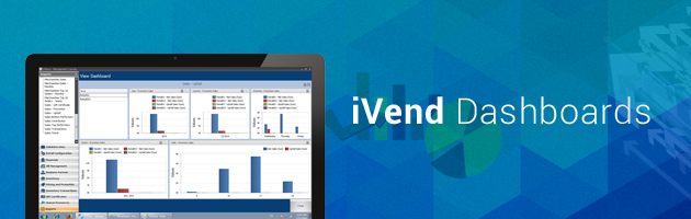 iVend dashboard