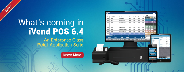 What's Coming in iVend POS 6.4